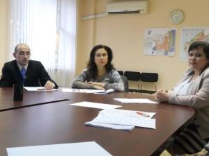 Круглый стол на тему «Демографическая ситуация в Железнодорожном районе и семейные ценности»