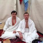 В гостях у группы побывали студенты из России, обучающиеся в Саудовской Аравии