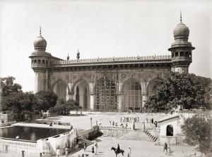 Мечеть Мекка Масджид (Mecca Masjid)