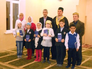 Экскурсия в мечеть «Медина»
