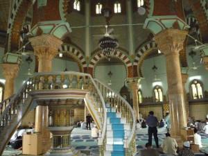 Великая мечеть Медана (Медан, Индонезия)