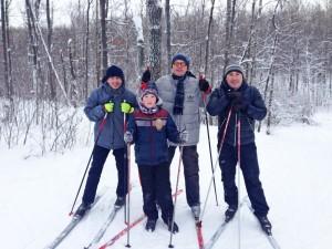 Готовь лыжню!