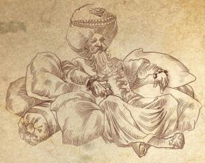Султан и шайтан
