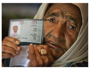 124-летняя мусульманка отказалась снять платок в обмен на деньги и славу