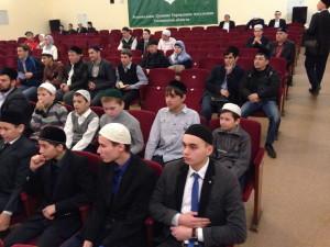 8-й Межрегиональный конкурс чтецов Корана