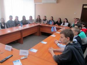 Знакомство с работой Общественной палаты Ульяновской области