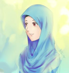 Образ совершенной мусульманки