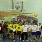 Турнир по мини-футболу «Кубок Победы»