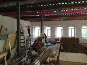 Ремонт мечети на ул. Федерации, 37