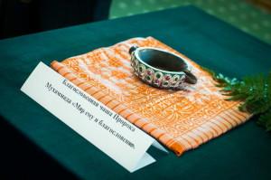 Выставка священных мусульманских реликвий