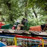Ураза-байрам в Парке КиО «Победа»