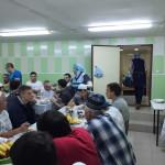 Ежедневные ифтары на ул. Федерации, 59