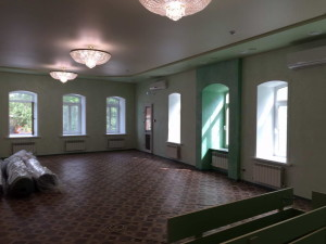 Есть результат! Мечеть Махалля1 после ремонта