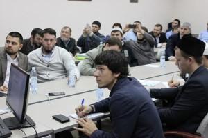 Делегация Ульяновских мусульман приняла участие в проекте «Школа мусульманского лидера «Махалля 2.1»» в Казани