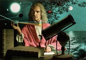Ученые о Боге | Исаак Ньютон