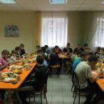 Утро фруктов и каратэ в Ивановском детдоме