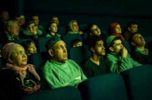 Глоток добра и мира в кинотеатре «Художественный»