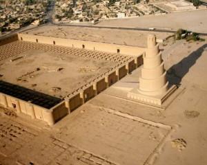 Большая мечеть в Самарре (Самарра, Ирак)
