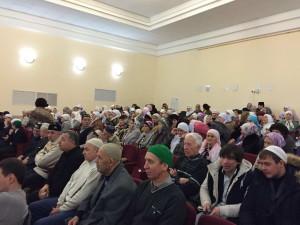 Мавлид ан-Набий в Центре татарской культуры