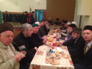 В гостях у мусульман р.п. Ишеевка