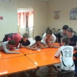 «Верёвочный курс» для воспитанников Ивановского детдома