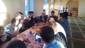 «История в ногу с бизнесом», - развивающий семинар в мечети «Медина»
