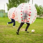 Бамперболл в Ивановском детском доме