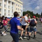 Первый благотворительный забег в г. Ульяновске