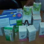 Медикаменты для цильнинского Дома ребенка