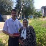 Благотворительный сбор ягод