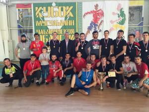 5-й розыгрыш «Кубка мусульман Ульяновской области»