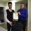 Хоккейные сумки для воспитанников Ивановского детдома