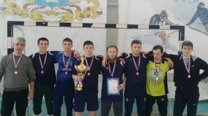 Турнир по мини-футболу «Кубок Дружбы народов»