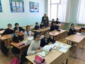 """В 28-й школе г. Ульяновска организованы уроки по """"Основам Исламской культуры"""""""
