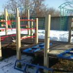 Оборудование для игровой площадки для особенных детей