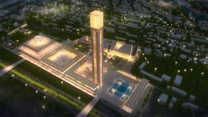 Мечеть «Джамаа аль-Джазаир» распахнет свои двери уже в конце 2017 года