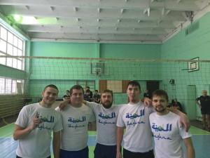 Традиционный волейбольный турнир