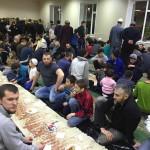 Интеллектуальный турнир в Вырыпаевской мечети