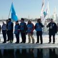 Наш герой на X Открытом чемпионате Республики Татарстан по зимнему плаванию