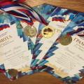 Открытый чемпионат Ульяновска по зимнему плаванию