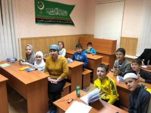 Уроки татарского языка для детей