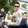 Катание на мотоциклах в Максимовском детдоме
