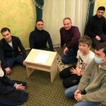 Турнир по «Что? Где? Когда?» памяти Шаукет-хазрата Гиматдинова